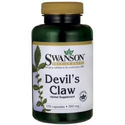 Devils claw swanson